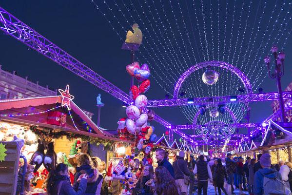 Nice Christmas Market, France