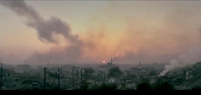 War Ravaged Aleppo