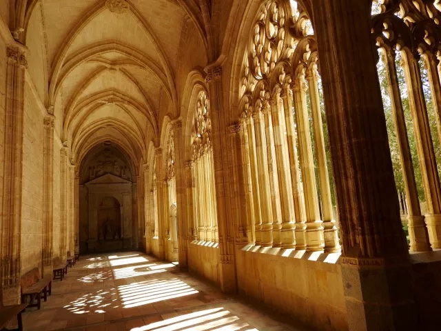 Segovia Cathedral Cloisters, Spain