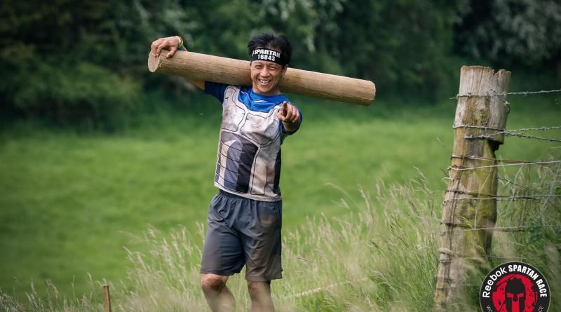 Spartan Super Midlands Log CarrySpartan Super Midlands Log Carry