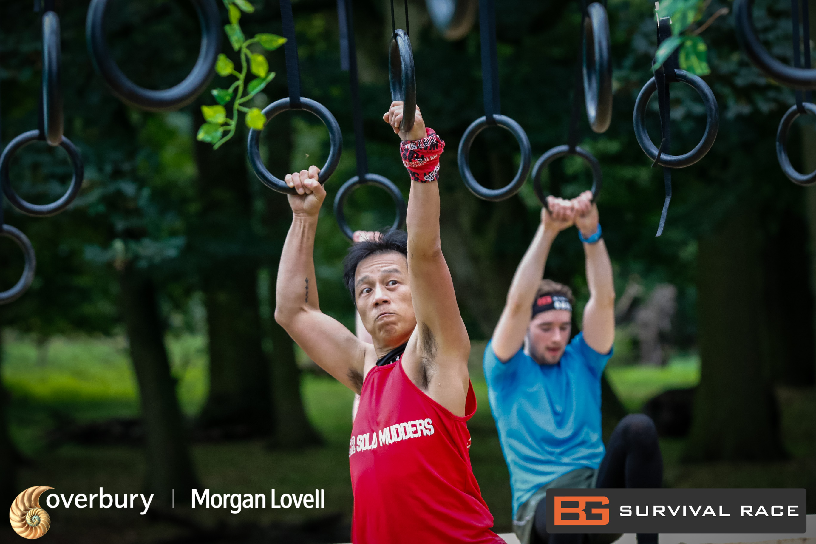 Bear Grylls Survival Race - Rings