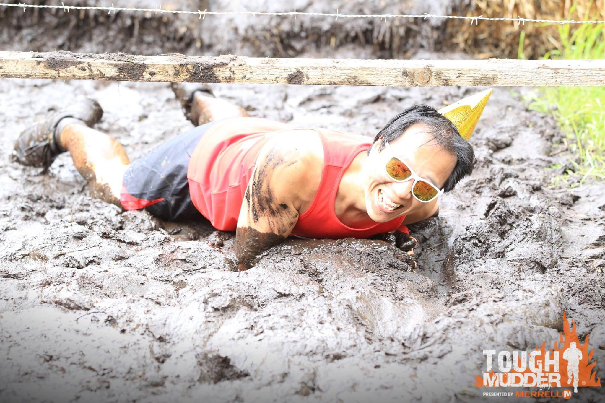 Tough Mudder North Germany Kiss of Mud 2