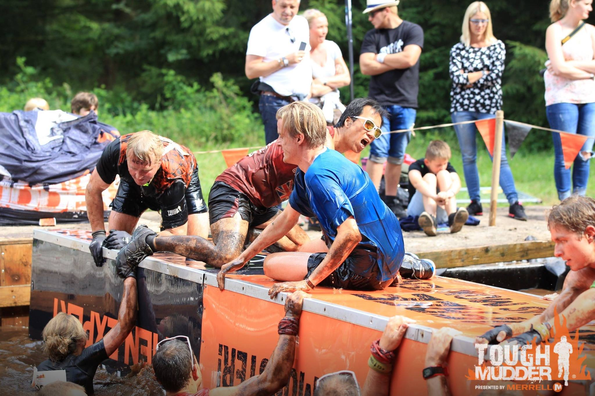 Tough Mudder North Germany BlockNess 1
