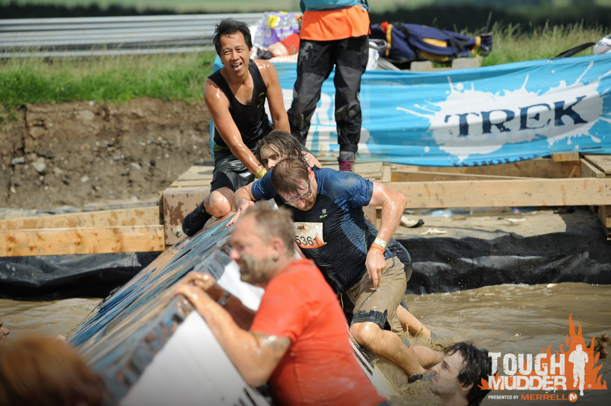 Tough Mudder Yorkshire Blockness2