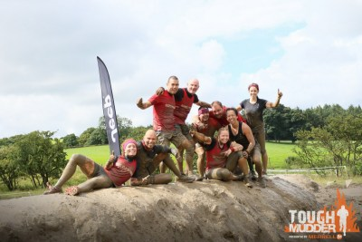 Tough Mudder Yorkshire Mud Mile