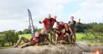 Tough Mudder Yorkshire Mud Mile
