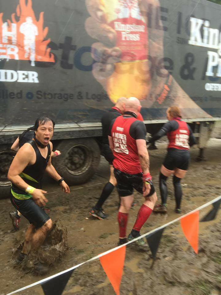 Tough Mudder Yorkshire AE