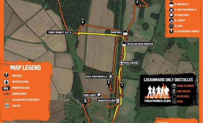 7 Thoughts About Tough Mudder South West Wil Chung