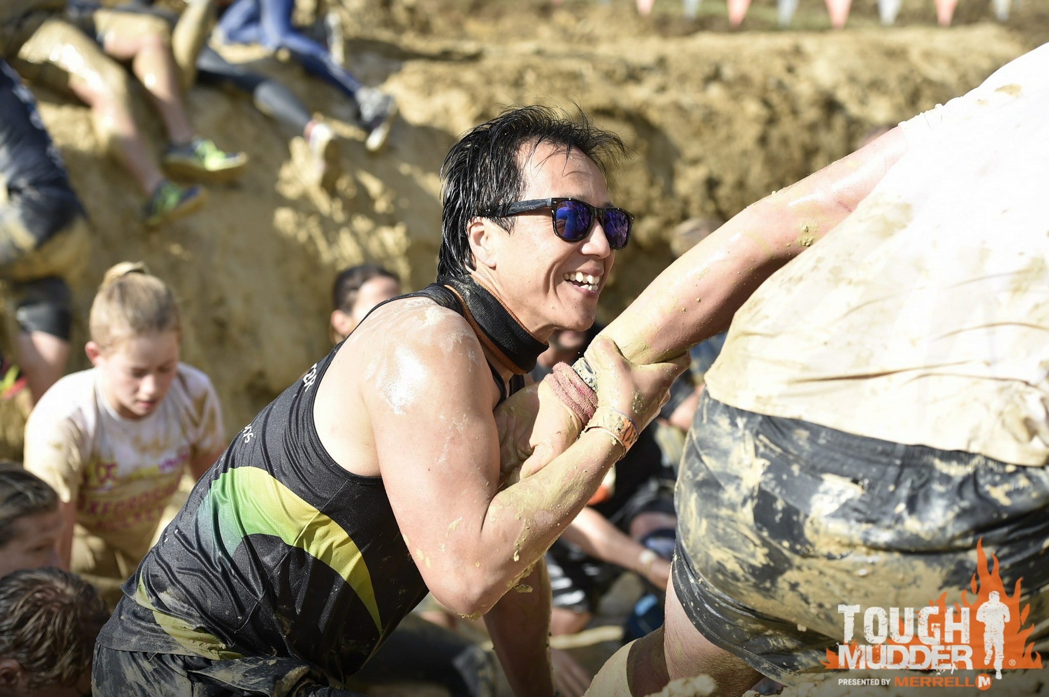 Tough Mudder South West Mud Mile 1