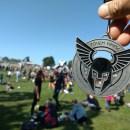 Tough Viking medal picture