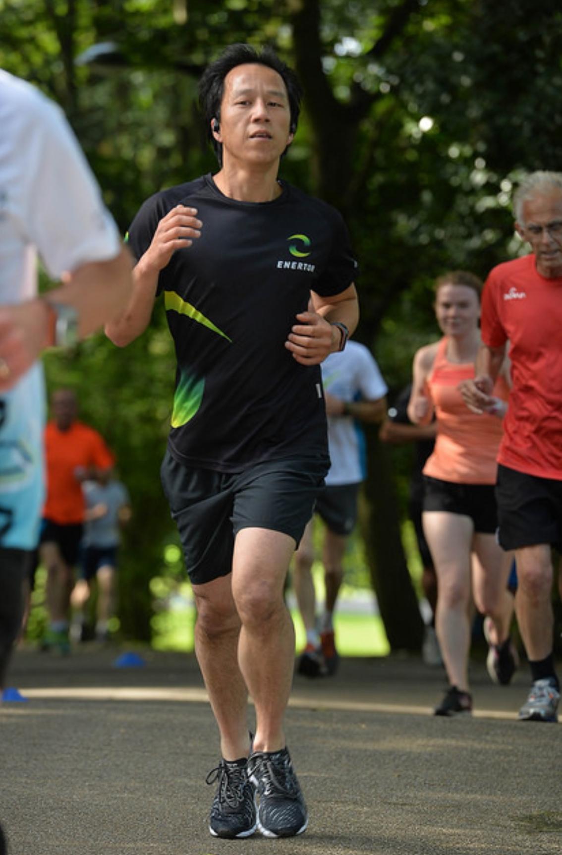 Hanley Park Run 5 August
