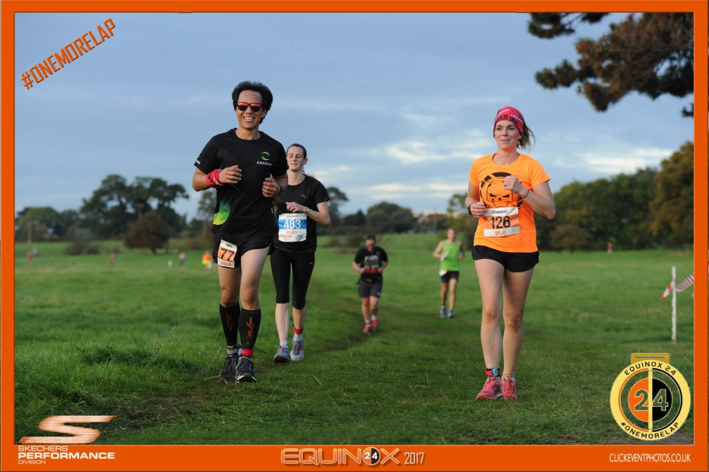 Equinox24 - My first Ultra Race » Wil Chung