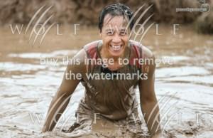 Wolf Run Mud pit 1