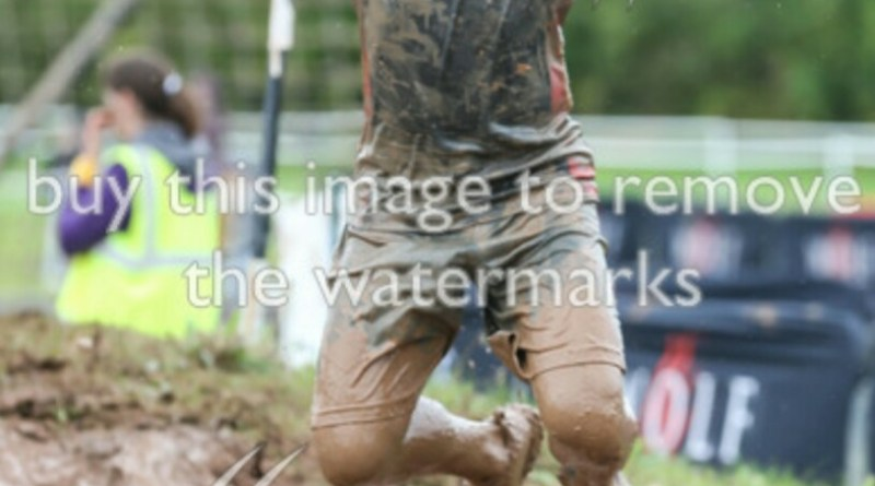 Wolf Run Mud pit 2
