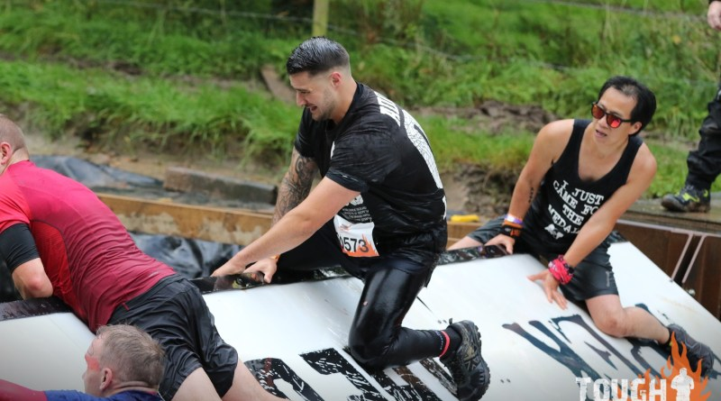 Tough Mudder north west blockness 4