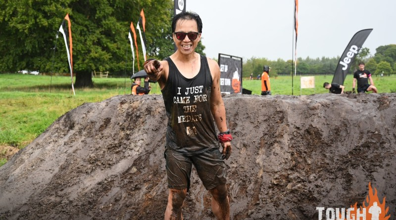Tough Mudder north west Mud mile 2