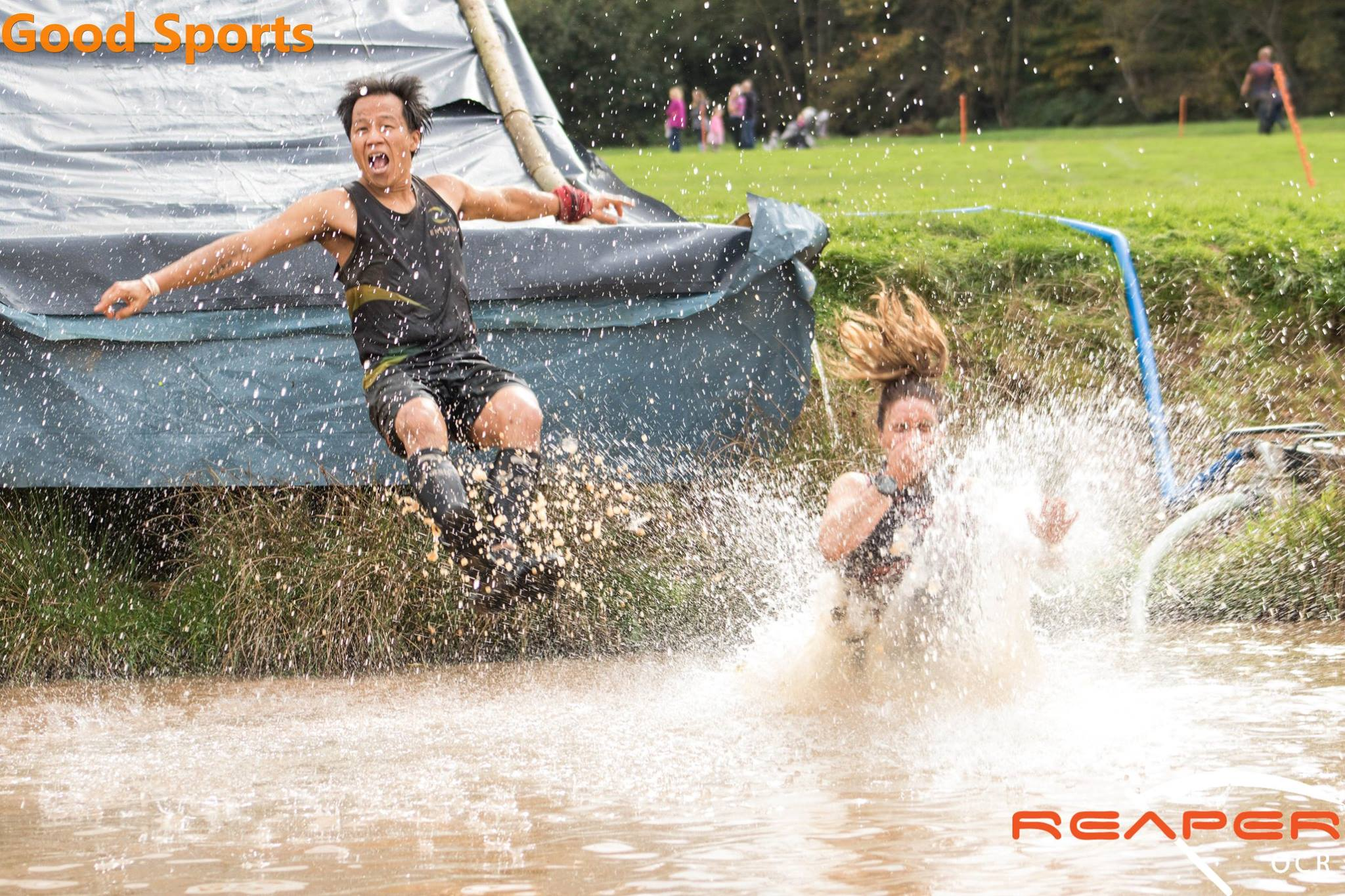 Reaper OCR Water Slide