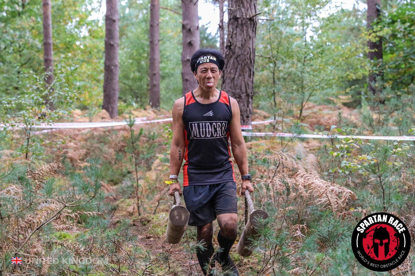 Spartan Windsor Beast log Carry