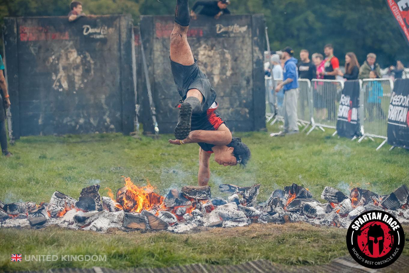 Spartan Windsor beast fire jump 3