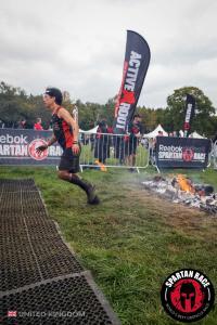 Spartan Windsor beast finish 2