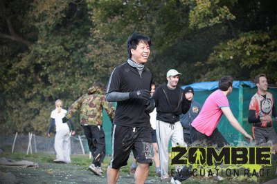 Zombie Evacuation 2012