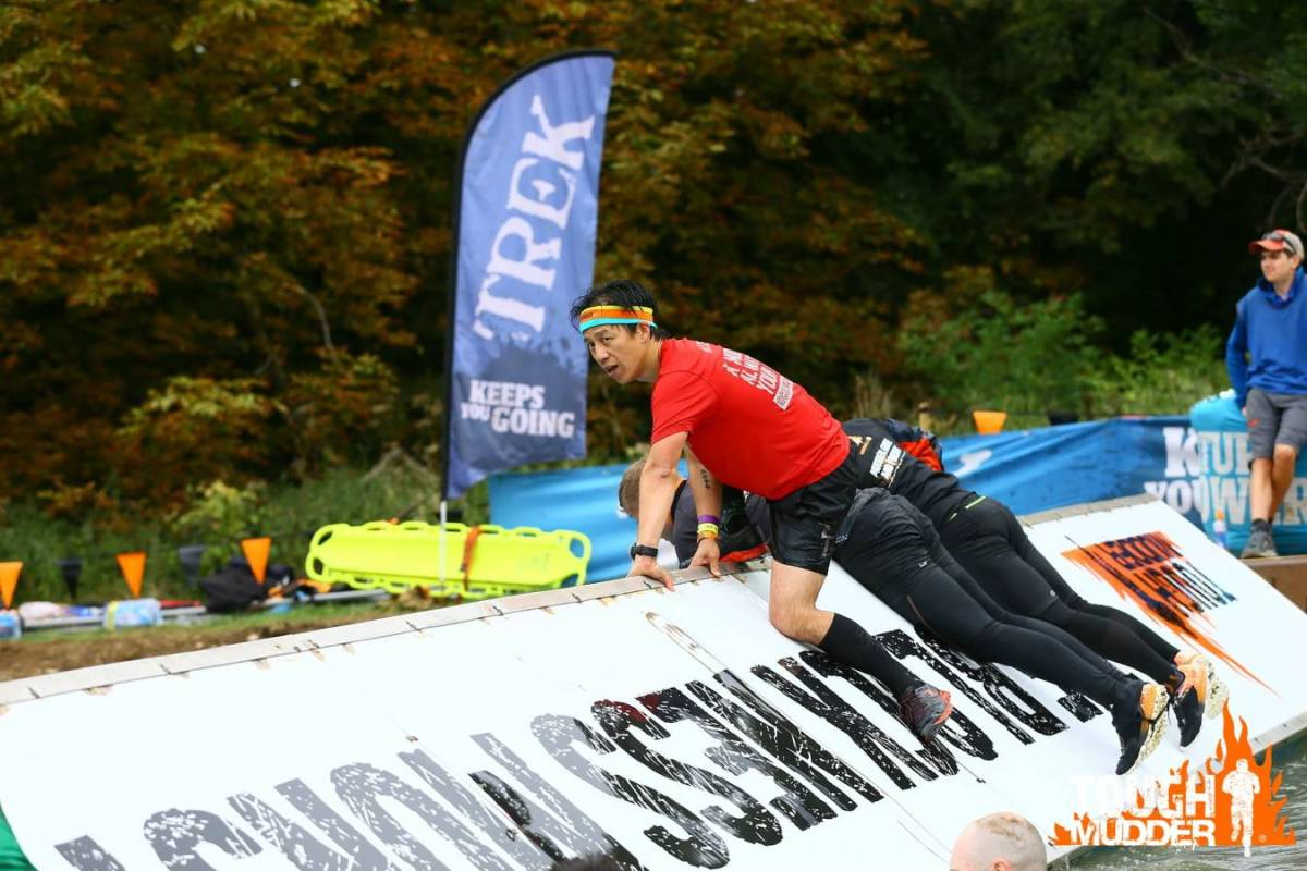 Tough Mudder South West 2018 Wil Chung BlockNess