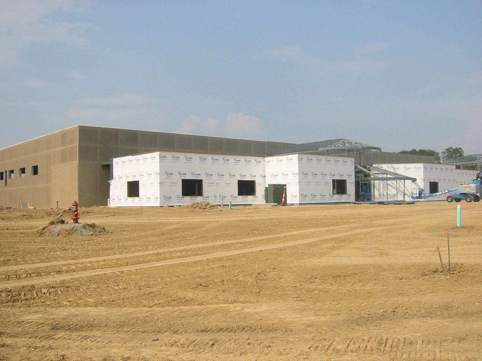 YMCA_Huber_Heights_Construction