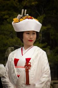 traditional japanese wedding hair a traditional japanese ...