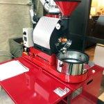 東京都調布市にナナハン焙煎機を設置しました。