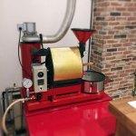 東京都千代田区にナナハン焙煎機を設置しました。