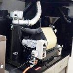 東京都西東京市にナナハン焙煎機を設置しました。