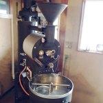 石川県金沢市に2kg焙煎機を設置致しました。