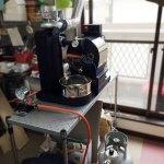 埼玉県白岡市にアポロ焙煎機を設置しました。