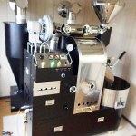 岡山県真庭市にvasic焙煎機を設置しました。