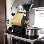 静岡県静岡市にナナハン焙煎機を設置しました。