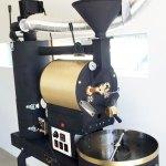 長野県長野市に2kg焙煎機を設置しました。