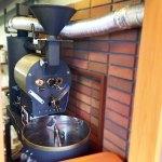 広島県広島市に2kg焙煎機を設置しました。