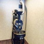 香川県高松市三谷町に2kg焙煎機を設置しました。