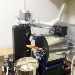 大阪府堺市にアポロ焙煎機を設置しました。