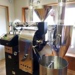 青森県むつ市にvasic焙煎機を設置しました。