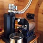 岐阜県岐阜市にアポロ焙煎機を設置致しました。