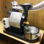 埼玉県比企郡小川町にナナハン焙煎機を設置しました。