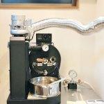 東京都小平市にアポロ焙煎機設置しました。