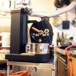 東京都府中市にアポロ焙煎機を設置しました。