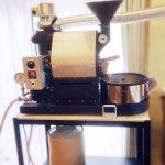 千葉県八千代市にナナハン焙煎機を設置しました。