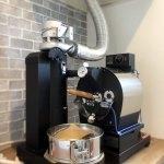 神奈川県横須賀市にアポロ焙煎機を設置しました。
