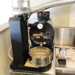 東京都狛江市にアポロ焙煎機を設置しました。