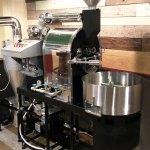 岩手県盛岡市にvasic 2,5kg焙煎機を設置致しました。