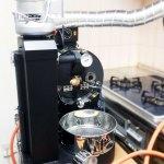 埼玉県にアポロ焙煎機を設置しました。