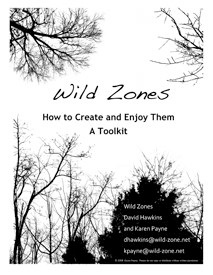 Toolkit Wild Zones: How to Create and Enjoy Them is a